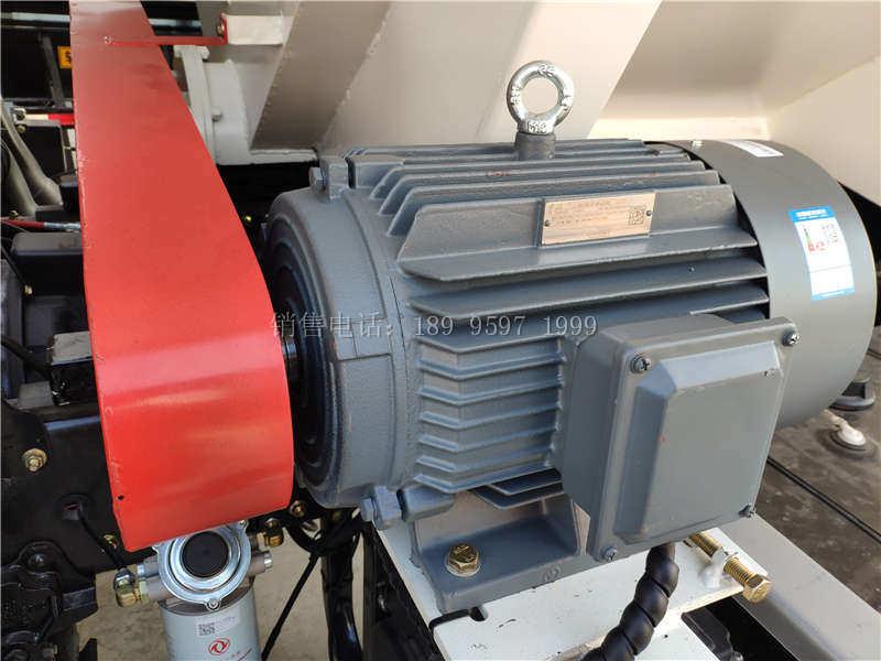 电动散装饲料车核心部件-饲料车西门子电机价格
