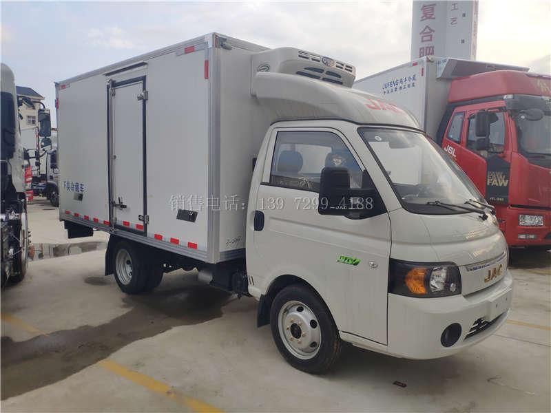 江淮恺达X5小型3米1冷藏车报价